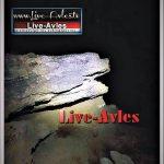 """Ο εντυπωσιακός βράχος """"Κροκόδειλος"""" στην περιοχή Πιερίων Σερβίων (Φωτογραφία www.Live-Avles.tv)"""