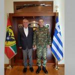 Γ. Ντζιμάνης: «Προχωρούν οι διαδικασίες παραχώρησης του Στρατοπέδου Μακεδονομάχων. Δεν κλείνει το Κ.Ε.Ν. Γρεβενών» – Συνάντηση με τον Αρχηγό του Γενικού Επιτελείου Στρατού»