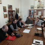 Συνάντηση στο Δημαρχείο Κοζάνης με επιχειρήσεις της περιοχής (Φωτογραφίες)