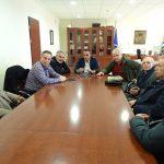Το συντονιστικό των συνταξιούχων επισκέφθηκε τον Περιφερειάρχη –  Στο επίκεντρο της συνάντησης  το Κέντρο Ημερήσιας Φροντίδας ατόμων με τη νόσο Αλτσχάϊμερ (Φωτογραφίες)