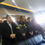 kozan.gr: Κοπή πίτας της Πυροσβεστικής Υπηρεσίας Πτολεμαΐδας (Βίντεο & Φωτογραφίες)
