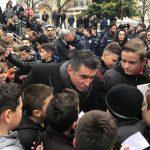 kozan.gr: Κι ο Θοδωρής Ζαγοράκης στην εκδήλωση για το μικρό Αλέξανδρο στην κεντρική πλατεία της Κοζάνης (Φωτογραφίες & Bίντεο)