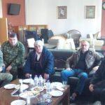 Συνάντηση αντιπροσωπείας του ΚΚΕ με μέλη του ΔΣ της ΕΣΠΕΚΟΖ