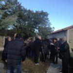 kozan.gr: Βελβεντό: Αναβίωσε σήμερα Πέμπτη 18/1 το έθιμο της λουκανικοφαγίας στο εξωκλήσι του Αγ. Αθανασίου (Φωτογραφίες)
