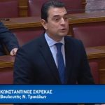 kozan.gr: K. Σκρέκας (Τομεάρχης Ενέργειας της ΝΔ): «Για ένα μόνο χρόνο έχετε προβλέψει το ειδικό τιμολόγιο ρεύματος στη Δ. Μακεδονία» – Πρόχειρη η τροπολογία σας – Ο Υπουργός Γ. Σταθάκης παραδέχτηκε ότι ο προϋπολογισμός για το ειδικό τιμολόγιο είναι για ένα χρόνο, όμως θα συνεχίσει, η συγκεκριμένη κυβέρνηση να το εφαρμόζει, (Βίντεο)