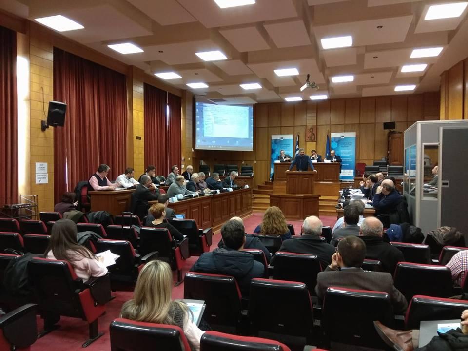 Δήλωση του Δημάρχου Κοζάνης Λευτέρη Ιωαννίδη στο πλαίσιο της Τεχνικής συνάντησης εργασίας της πρωτοβουλίας για τη δημιουργία Πλατφόρμας μετάβασης ανθρακοφόρων περιοχών