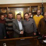 Επίσκεψη στον Πρόεδρο & τη ΔΕ του Επιμελητηρίου Κοζάνης πραγματοποίησαν τα μέλη του Σωματείου Συνταξιούχων ΟΑΕΕ (Φωτογραφία)