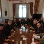 Συνάντηση με τη Συντονιστική Επιτροπή Αγώνα Συνταξιούχων Ν.Κοζάνης είχε τη Δευτέρα το πρωί ο Δήμαρχος Κοζάνης Λευτέρης Ιωαννίδης