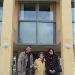 Η Διευθύντρια της ανασκαφής στο Καστρί Γρεβενών συναντήθηκε με τον Αντιπεριφερειάρχη Παιδείας – Πολιτισμού και Αθλητισμού Αντώνη Δασκαλόπουλο