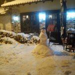 kozan.gr: Στη Βλάστη το «στρωσε» …κι έκαναν χιονάνθρωπο (Φωτογραφίες)