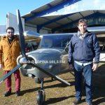 Atairon vip: Το πρώτο διθέσιο αεροπλάνο κατασκευής Φλώρινας, μοναδική καινοτομία σε όλη τη γη (Bίντεο & Φωτογραφίες)