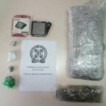 Σύλληψη 37χρονου στην Κοζάνη για κατοχή ναρκωτικών ουσιών-Κατασχέθηκαν -1.299- γραμμάρια ακατέργαστης κάνναβης (Φωτογραφία)