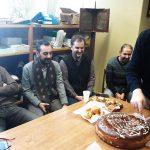 kozan.gr: Έκοψαν πίτα στην Αντιδημαρχία Πολιτισμού Δήμου Κοζάνης (Φωτογραφίες)