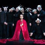 """Το ΔΗ.ΠΕ.ΘΕ. Κοζάνης και το Θέατρο Άλφα.Ιδέα, παρουσιάζουν """"Το Πορφυρό Νησί"""" του Μιχαήλ Μπουλγκάκοφ"""