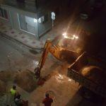 kozan.gr: Μέχρι τις 4 το πρωί εργαζόταν το συνεργείο για την αποκατάσταση της διαρροής, στο δίκτυο της τηλεθέρμανσης, επί των οδών Πτολεμαΐδας και Σιατίστης στην Κοζάνη (Βίντεο & Φωτογραφίες)