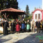 Ο παραδοσιακός χορός των Θεοφανείων-Φώτων 2018  στην Ενορία του Αγίου Διονυσίου Βελβεντού.  (του παπαδάσκαλου Κωνσταντίνου Ι. Κώστα)