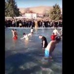 kozan.gr: Ο καθαγιασμός των υδάτων στο Μαυροδένδρι Κοζάνης (Βίντεο)
