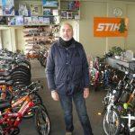 kozan.gr: Ποδήλατο στην Κοζάνη; Γιατί όχι….; Δείτε τη συνέντευξη που παραχώρησε στο Kozan.gr, ο Χρήστος Μπουκουβάλας έμπορος ποδηλάτων