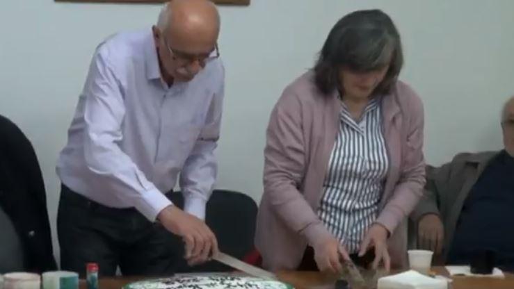 Kοπή βασιλόπιτας στην Τ.Κ. Νεράιδας του δήμου Σερβίων Βελβεντού κι ενημέρωση για διάφορα θέματα (Βίντεο)