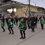 kozan.gr: Γαλατινή Βοΐου: Αναβίωσε και φέτος ανήμερα της Πρωτοχρονιάς το έθιμο Ρουγκατσάρια – Μπουμπουσιάρια (Φωτογραφίες)