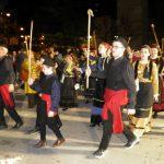 kozan.gr: Kεντρική πλατεία Κοζάνης: Η παρουσίαση του Φανού Κρεβατάκια, το βράδυ της Παρασκευής 9/2 (Φωτογραφίες & Βίντεο 10′)