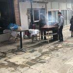 kozan.gr: Ώρα 13:15: Κοζάνη: Οι πρώτες ψησταριές στήθηκαν και το τσίκνισμα άρχισε (Φωτογραφίες)