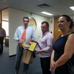 kozan.gr: Το Γενικό Προξενείο Μελβούρνης επισκέφτηκε σήμερα η αποστολή του Ποντιακού Μορφωτικού Συλλόγου Αγίου Δημητρίου Ρυακίου  (Φωτογραφίες)