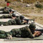 Ανακοίνωση εκτέλεσης βολής στο Μεσόβουνο Εορδαίας