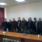 Συνάντηση της Συντονιστικής Επιτροπής Συνταξιούχων Νομού Κοζάνης με τον Λ.Μαλούτα