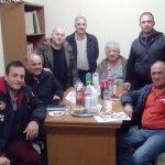Συνέλευση των προέδρων των κοινοτήτων της Δ.Ε. Ελίμειας πραγματοποιήθηκε το βράδυ της Κυριακής 4/2 (Φωτογραφίες)