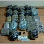 Συνελήφθη 30χρονος αλλοδαπός για διακίνηση μεγάλης ποσότητας ακατέργαστης κάνναβης, βάρους -21- κιλών και -713- γραμμαρίων, σε περιοχή της Κοζάνης – Για την ίδια υπόθεση αναζητείται και 35χρονος αλλοδαπός (Φωτογραφίες)