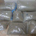 Σύλληψη 47χρονου για μεταφορά και κατοχή μεγάλης ποσότητας ακατέργαστης κάνναβης, βάρους -54- κιλών και -463- γραμμαρίων, σε περιοχή της Καστοριάς (Φωτογραφίες)
