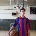 Στους καλύτερους 30 παίκτες της Βόρειας Ελλάδος ο παίκτης του Μέγα Αλέξανδρου Κοζάνης  Γεροκώστας Νικόλαος