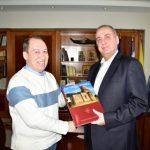 Αποχαιρετιστήρια Επιστολή Διευθυντή Διεύθυνσης Αστυνομίας Καστοριάς,  Αστυνομικού Διευθυντή ΑΜΑΡΑΝΤΙΔΗ Ευθύμιου