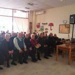 kozan.gr: Ενημερωτική εκδήλωση για τον καρκίνο του μαστού και του προστάτη, πραγματοποιήθηκε, το απόγευμα της Τετάρτης 28 Φεβρουαρίου, στο Α' ΚΑΠΗ Πτολεμαΐδας (Φωτογραφίες & Βίντεο)