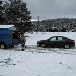Πολύωρη διακοπή ρεύματος είχε σήμερα η Νεράιδα. Κλαδί, ο δράστης, δένδρου (Φωτογραφίες)