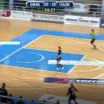 kozan.gr: Κλειστό Λευκόβρυσης: H Νέα Ιωνία κυπελλούχος Ελλάδος στο handball γυναικών, νίκησε την ομάδα του ΠΑΟΚ, με τρομερό φινάλε και γκολ από το κέντρο, σχεδόν με τη λήξη του παιχνιδιού (Βίντεο)