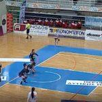 kozan.gr: Κλειστό Λευκόβρυσης: Επιπλοκή στο ηλεκτρονικό χρονόμετρο προκάλεσε την απρόσμενη – περίπου δεκάλεπτη – διακοπή του σε εξέλιξη αγώνα Ιωνία- Φίλιππος Βέροιας, στον 1ο ημιτελικό του 16ο Final Four του Κυπέλλου Γυναικών στο handball – Η συνέχεια δόθηκε με τη χρήση χειροκίνητου ηλεκτρονικού χρονομέτρου (Βίντεο)