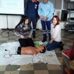 Ομάδα εκπαιδευτών του ΕΚΑΒ Δ.Μακεδονίας, μετά από πρόσκληση, βρέθηκε στο 1ο ΕΠΑΛ Φλωρίνης (Δελτίο τύπου)