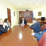 Ο Σύλλογος Καρκινοπαθών Εορδαίας  επισκέφθηκε, την Παρασκευή 23 Φεβρουαρίου, τον Περιφερειάρχη Δυτικής Μακεδονίας
