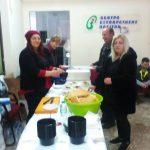 Ο πολιτιστικός σύλλογος Ποντοκώμης γιόρτασε τα κούλουμα (Φωτογραφία)