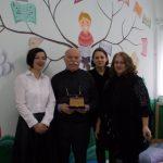 Ευχαριστήριο του12ουΟλοήμερου Δημοτικού Σχολείου Κοζάνης στον κ. Δημήτριο Μ. Καλύβα (Φωτογραφίες)