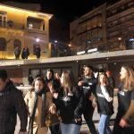kozan.gr: Κεντρική πλατεία Κοζάνης: Με μικρή συμμετοχή κόσμου το άναμμα του Φανού της Νεολαίας, το βράδυ της Παρασκευής 16/2 (Φωτογραφίες & Βίντεο)