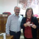Ο δήμαρχος Εορδαίας έκοψε τη βασιλόπιτα των εργαζομένων του δήμου (Φωτογραφίες)