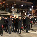 kozan.gr: Κεντρική πλατεία Κοζάνης: Η παρουσίαση του φανού Σκ΄ρκας, το βράδυ της Πέμπτης 15/2 (Φωτογραφίες & Βίντεο)
