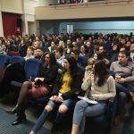 Με μεγάλη επιτυχία πραγματοποιήθηκαν στις 3, 4, 10 και 11 Φεβρουαρίου οι προγραμματισμένες εκδηλώσεις επαγγελματικού προσανατολισμού από τον Σύλλογο Εκπαιδευτικών Φροντιστών Δυτικής Μακεδονία