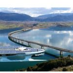 Κατέφθασε στο λιμάνι της Νεράιδας το Ηλιακό Καράβι της λίμνης Πολυφύτου
