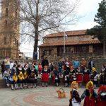 kozan.gr: Αναβίωσε ο χορός των {ΛΑΖΑΡΙΝΩΝ}, το απόγευμα του Σαββάτου 31/3, στην Λευκοπηγή Κοζάνης (Φωτογραφίες)