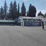 kozan.gr: Ολοκληρώνονται οι εργασίες ανακατασκευής των εξωτερικών γηπέδων μπάσκετ στο ΔΑΚ Κοζάνης – Τοποθετούνται οι μπασκέτες (Σημερινές φωτογραφίες)