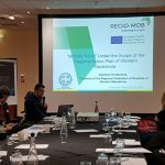 Συμμετοχή της Περιφέρειας Δ. Μακεδονίας στην 1η εκδήλωση διάδοσης αποτελεσμάτων του έργου REGIO- MOB στο Εδιμβούργο κι ολοκλήρωση της 5ης συνάντησης του δικτύου εμπλεκόμενων μερών στην Κοζάνη